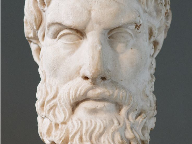 """The wealth required by nature is limited and is easy to procure; but the wealth required by vain ideals extends to infinity,"" Epicurus, alive in Ancient Greece around 300 BC."