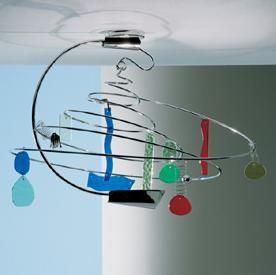 Melissa artemide chandelier
