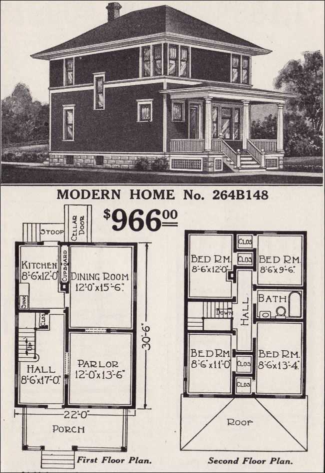33 best i love the american foursquare images on pinterest for American craftsman home plans