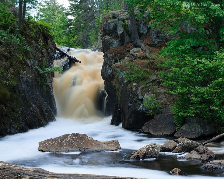 29 Best Waterfalls Michigan Usa Images On Pinterest Michigan Usa Waterfall And Waterfalls