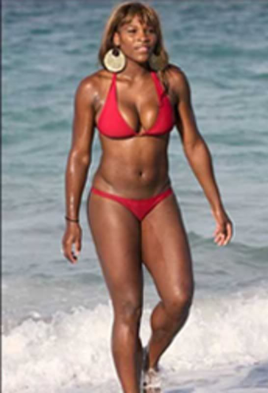 Your idea Serena venus williams bikini