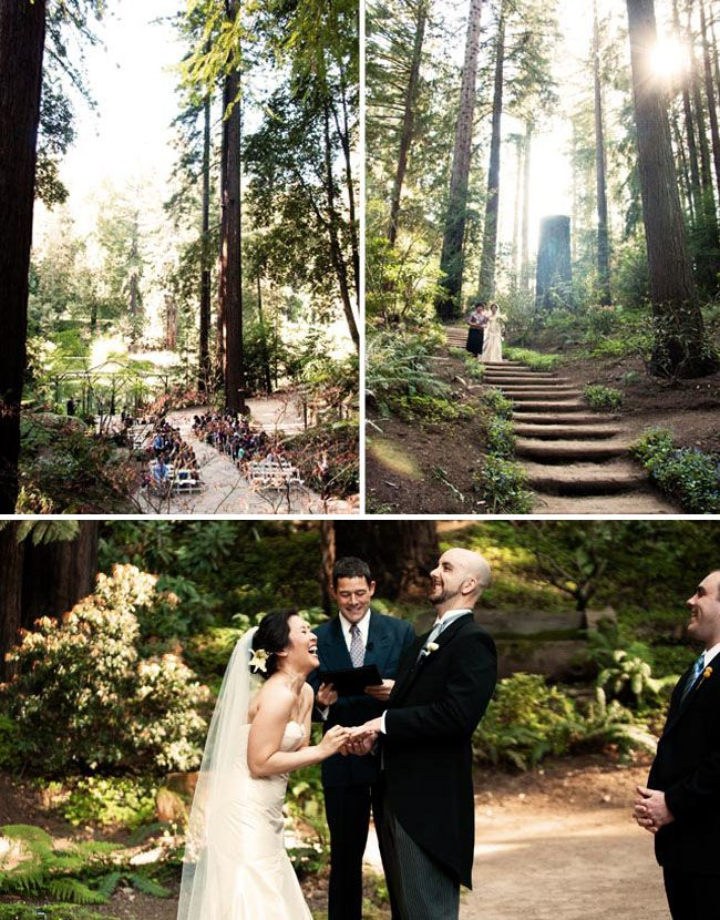 beautiful wedding places in northern california%0A Nestldown Wedding  Lisa   Drew