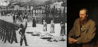 For The New Intellectual : When Fyodor Dostoevsky Faced The Firing Squad!