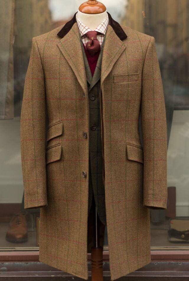 Vintage Clothing Fashion Men