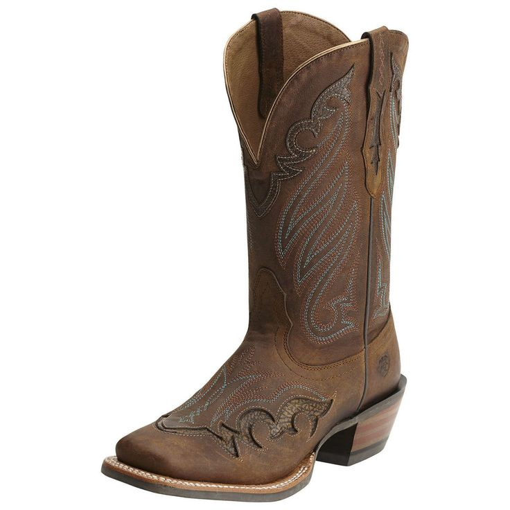 ARIAT - Women s Trail Head Boots - Sassy Brown - ( 10015340 ) - 7B