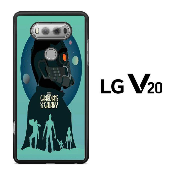 Guardian Of The Galaxy Logo Man To Mars LG V20 Case Casefreed