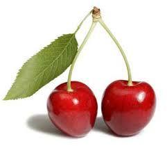 Resultado de imagen de cerezas