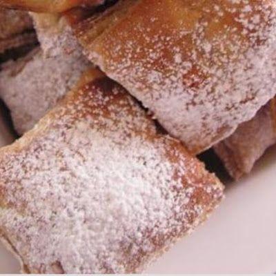 Pastelitos de Guayaba (Guava Pastries) @keyingredient