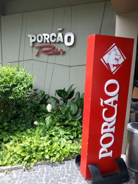 Porcão Rio's em Rio de Janeiro, RJ