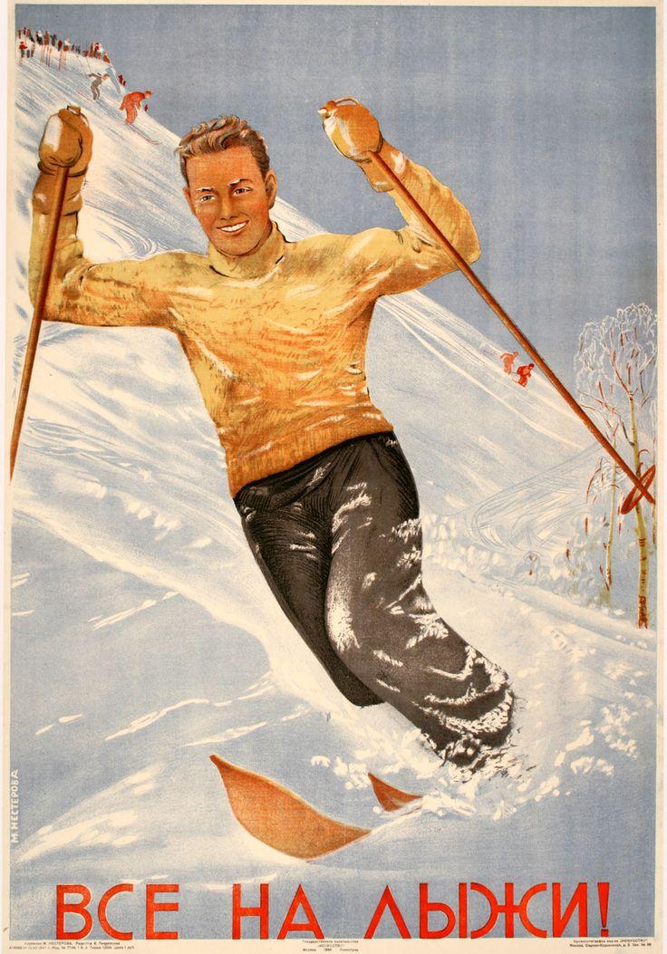 Russe Ski 1948 | snowzine.com