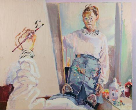Pauliina Turakka-Purhonen Selvportrett 2010. Foto Kari Siltala 18911
