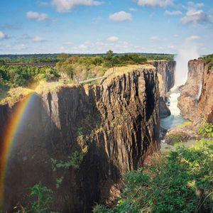 South Africa & Vic Falls - June 7