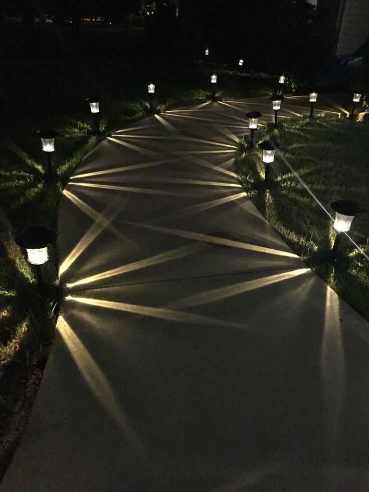 I Love These Smartyard Solar Led Pathway Lights I Got From