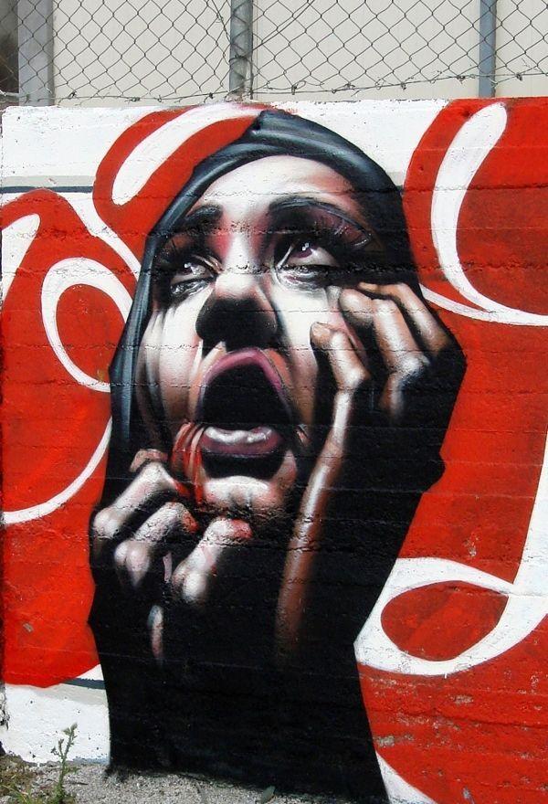 Street Art Tessaloniki, Greece