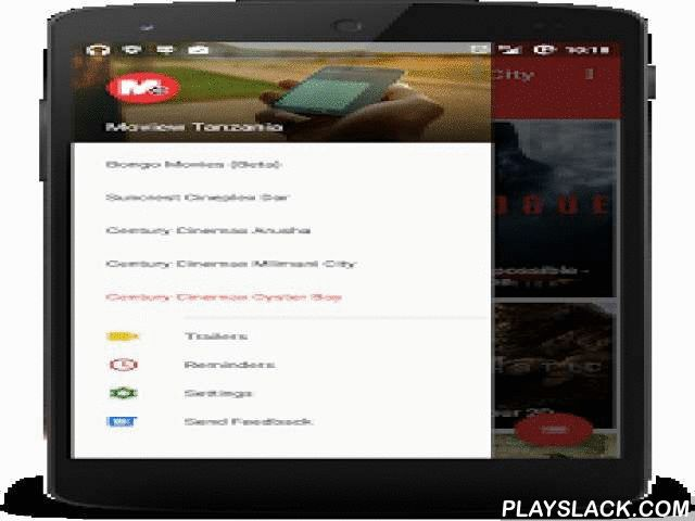 Moview Kenya | Tanzania  Android App - playslack.com , Moview is an application dedicated to movie lovers in Kenya and Tanzania. It offers its Kenyan and Tanzania users a list of movies in theaters in major theaters with information on synopsis about movies, showtimes of different movies and more. it also allows users to enjoy various movie trailers of upcoming movies, and allows users to set reminders to help you plan for your next trip to the cinema.Bringing a great cinema experience to…