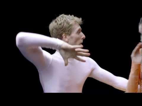 "Norwegian sushi ad - Modern dancers are ""human sushi."" Ridiculous/ amazing."