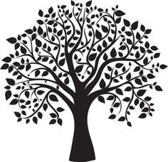 les 25 meilleures id es de la cat gorie dessin arbre sur pinterest dessiner un arbre dessins. Black Bedroom Furniture Sets. Home Design Ideas