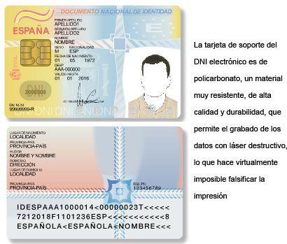 El DNIe (Documento Nacional de Identidad Electrónico) sustituirá al DNI tradicional entre 2007 y 2008. El cambio supone un gran avance tecnológico. Enllave (10/04/2007)