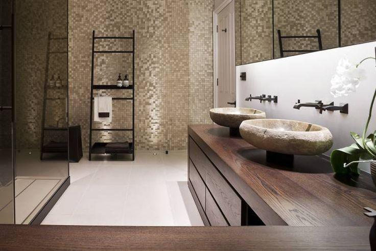 Afbeeldingsresultaat voor tropische badkamer