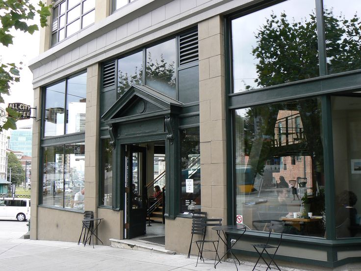 All City Coffee, Prefontaine Pl S, Seattle | Flickr - Photo Sharing!