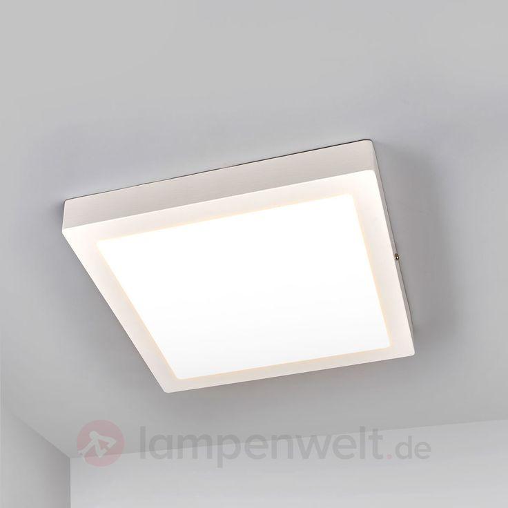 Stian   Eckige LED Deckenlampe 98 EUR