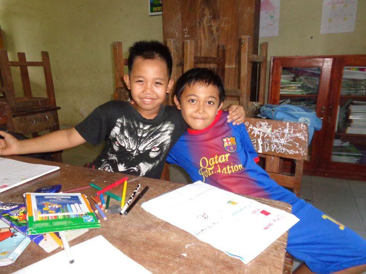 Kids @ School  - Vrijwilligerswerk Bali