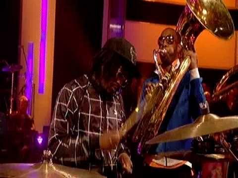 Hypnotic Brass Ensemble - Jools Holland Show