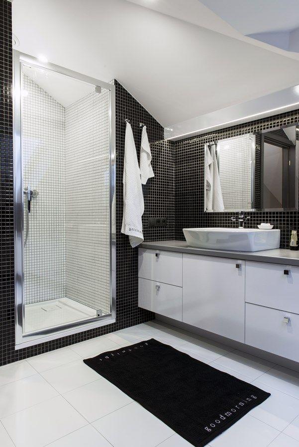 łazienka Na Poddaszu Inspiracja Homesquare łazienka