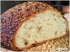 Хлеб без замеса (No-Knead Bread) | Blog Loravo: Кулинарные записки дизайнераBlog Loravo: Кулинарные записки дизайнера