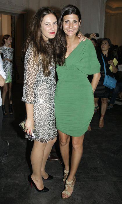 Tatiana Casiraghi's stylish squad: Lauren Santo Domingo, Margherita Missoni and more - Photo 1