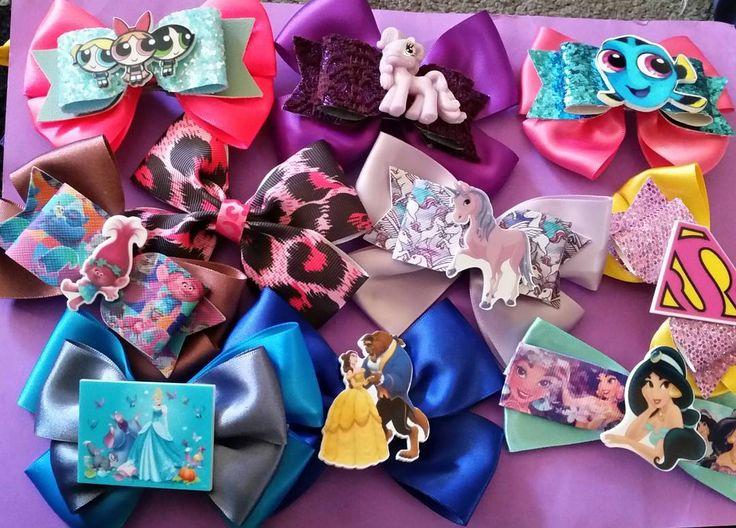 New stock all ready for tomorrow #wollongongartgallery #wollongongmarkets #illawarramarkets #illawarra #mountkembla #handmade #hairbows #hairclips #rocknpretty_designs priced from $ 6 up to $ 10 each#cinderella #beautyandthebeast #jasmine #leopardprint #trolls #powerpuffgirls #unicorn #mylittlepony #findingdory #superhero #supergirl #cosplay http://misstagram.com/ipost/1568579371186557439/?code=BXEtqCdlJH_