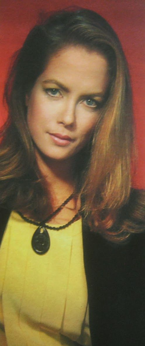 Jenny Seagrove young 1986