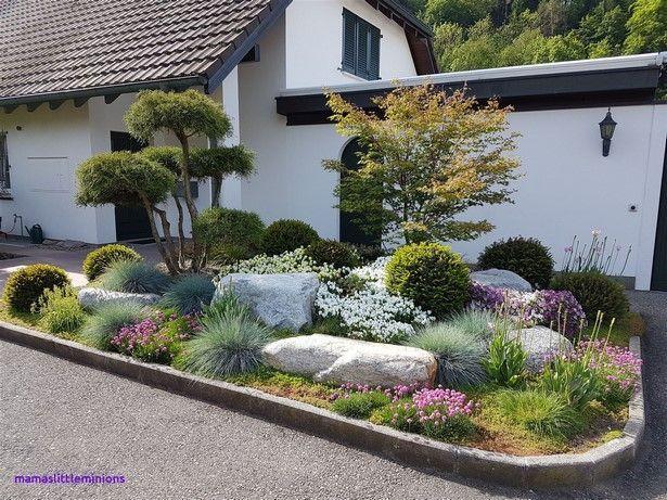 Vorgarten Gestalten Nordseite Vorgartenanlegen Vorgarten Gestalten Nordseite Garden Design La In 2021 Front Garden Design Front Yard Landscaping Design Small Gardens