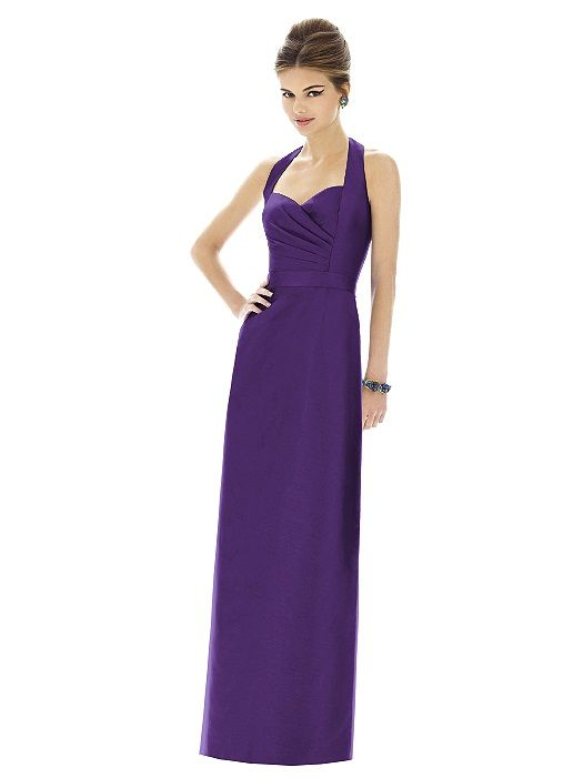 Alfred Sung Style D607 http://www.dessy.com/dresses/bridesmaid/D607/