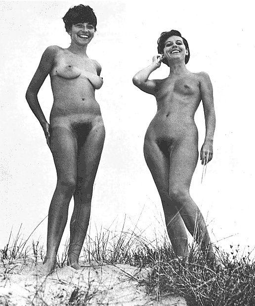 Vintage Naturists  Photos De Nue Vintage  Vintage -6491