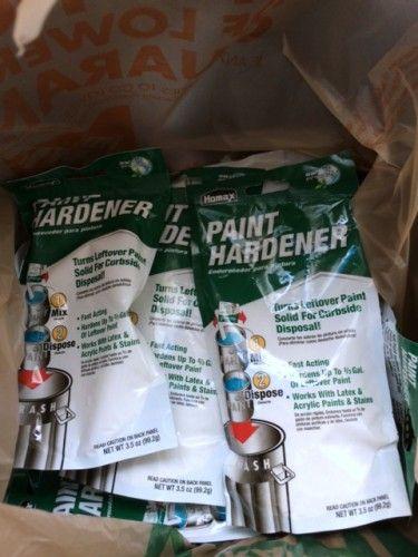 90 Bags in 9 Weeks: Week 6 - Disposing of Paint - Organize 365