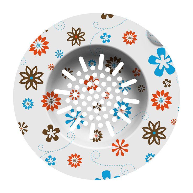 Tiskialtaan sihti auttaa pitämään pesualtaan venttiilin puhtaana ja viemärin vetävänä!
