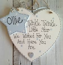 Handmade christening gift as found on Ebay.                                                                                                                                                                                 More