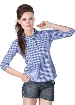 Casual shirts for women give them the chance of being comfortable and stylish at the same time. Dressing casually doesn't need you to put in a lot of time and effort in getting ready and prevents you from getting trapped up in appearances.