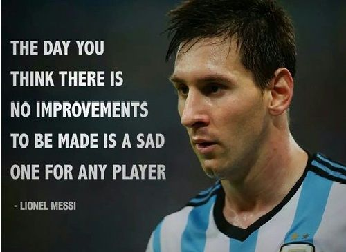 193 best images about Soccer on Pinterest | Sport quotes ...Messi Quotes About Life