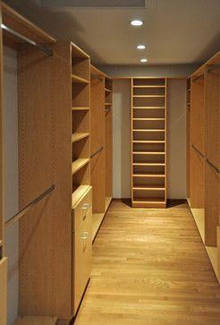 17 Best Ideas About Long Narrow Closet On Pinterest