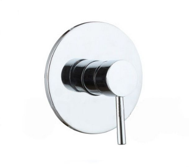 Free shipping New chrome Finished bath and shower faucet Wall Mounted Shower Mixer valve IS001