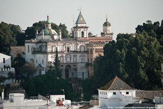 residencia de los Duques de Montpensier .Es uno de los rincones más insólitos de Sanlúcar de Barrameda.