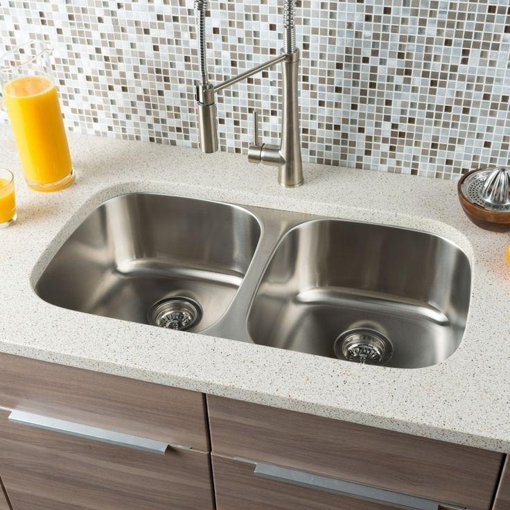 Hahn Stainless Steel Kitchen Sink  Sink Ideas  Pinterest Amazing Stainless Kitchen Sinks Design Inspiration
