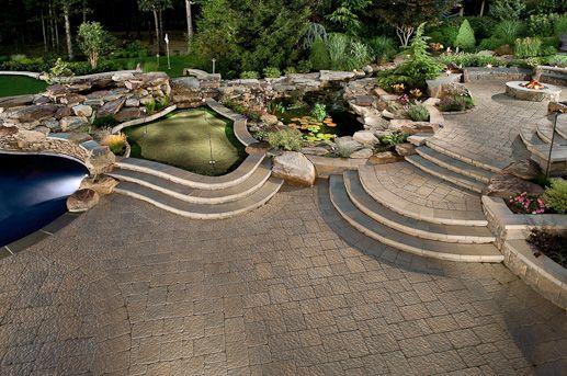 78 best ideas about masonry veneer on pinterest siding for Koi zone pond aquatics