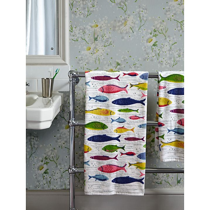 Best Bathroom Images On Pinterest Bathroom Architecture And - Fish bath towels for small bathroom ideas