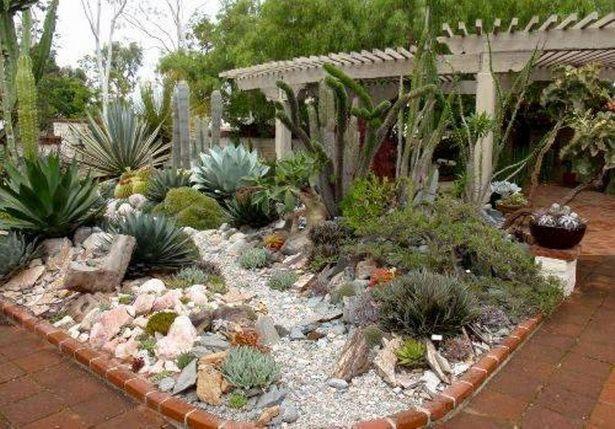 Dry Garden Design Succulent Landscaping Cactus Garden Design Dry Garden