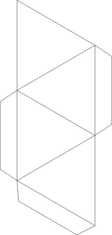 printable paper box