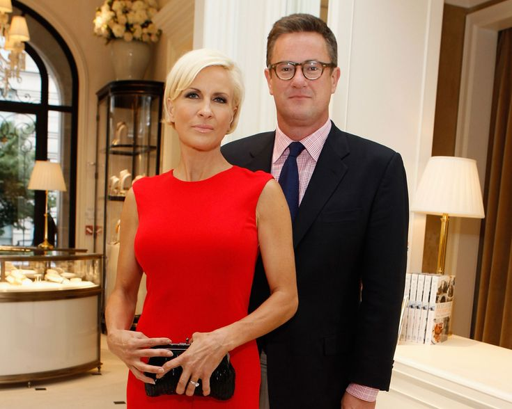 Congrats to the co-host couple! Longtime Morning Joe co-hosts Joe Scarborough and Mika Brzezinski are engaged, MSNBC confirmed on Thursday, May 4.
