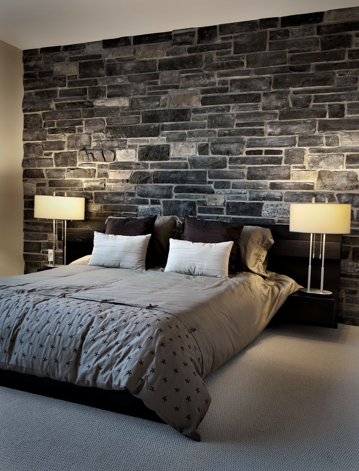 Black Rundle Country Ledgestone Cultured Stone